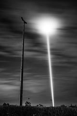 making stars (keith midson) Tags: winter light sky night clouds tasmania utas darkmofo