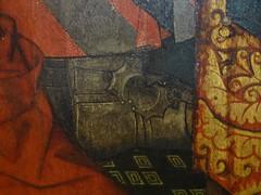 1445-1449 - 'family of Jean Jouvenel (Juvnal) des Ursins' ((circle of the) Master of the Munich Golden Legend?), Cathdrale Notre-Dame, Paris, Muse de Cluny, Paris, France (roelipilami) Tags: 1445 1449 family jean jouvenel des ursins juvenal cathedrale cathedral notre dame paris parijs parigi master munich golden legend maitre legende doree meister mnchner legenda aurea meester van gouden muse museo cluny museum armet sallet great bascinet surcoat surcotte tabard tabart votif votive panel painting armor armour rstung harnas prayer wrapper visor vizier gilded poleyn