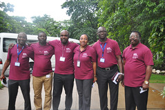 Risk Management Committee (RMC) 2016 (IITA Image Library) Tags: risk nigeria campaign iita riskmanagement