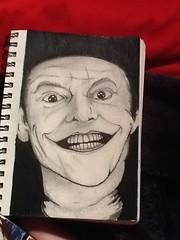 Old Sketch 4 (ZZFX) Tags: detail art film pencil dark painting paper weird sketch scary paint artist drawing vampire zombie character horror create concept spawn fx darkart spfx zzfx