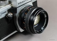 Auto Chinon 1:1.7 55mm Lens (01) (Hans Kerensky) Tags: auto chinon 117 17 55 mm lens