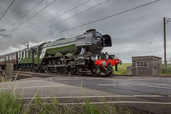 'Flying Scotsman' 60103 (deltic17) Tags: history train vintage loco kettle a3 locomotive express a4 eastcoast steamtrain eastcoastmainline lner 4472 ecml 60103