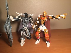 Legion (xFlashDx) Tags: toy lego action technic figure bionicle 2016 constraction