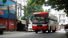 Davao ACF Bus Line 6100 (Monkey D. Luffy 2) Tags: bus philippines society enthusiasts philbes