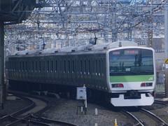 E231 (12) (Transrail) Tags: tokyo emu yamanoteline jreast e231 electricmultipleunit tokaidomainline eastjapanrailwaycompany kawasakiheavyindustries tokyucarcorporation