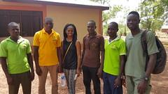 Erica Bass-Flimmons - Ghana Research
