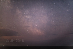 09.06.2016 | Milky Way, Freshwater Bay (Jamie A. Hunter) Tags: canonef24105mmf4lisusm canoneos5ds canonphotography canoninc isleofwight iow ryde havenstreet freshwaterbay freshwater thornessbay alumbay isleofwightsteamrailway w24calbourne class483 solent astrophotography mars saturn milkyway galacticcentre
