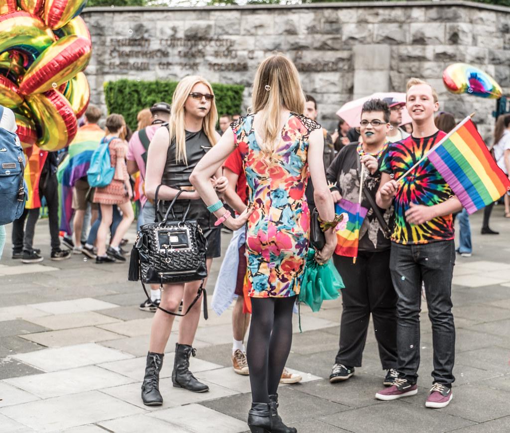 PRIDE PARADE AND FESTIVAL [DUBLIN 2016]-118085
