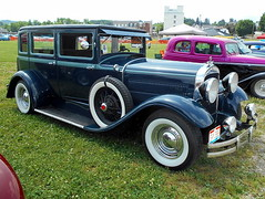 1929 Hudson Super Six (splattergraphics) Tags: sedan hotrod hudson carshow 1929 customcar nsra yorkpa supersix yorkexpocenter streetrodnationalseast