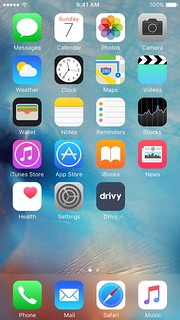 Drivy App