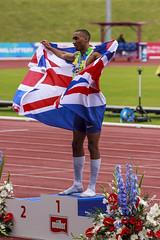 Hudson smith medal (stevennokes) Tags: woman field athletics birmingham track meadows running smith mens british hudson sainsburys asher muir hurdles rooney 100m 200m sprinter 400m 800m 5000m 1500m mccolgan twell