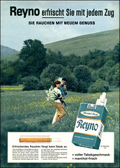 1962 german ad Reyno Menthol Cigarrettes Zigaretten (Harald Haefker) Tags: classic promotion vintage magazine germany ads print advertising deutschland pub publicidad reclame cigarette ad retro smoking anuncio advertisement nostalgia german advert 1960s cigarettes werbung publicit magazin 1962 reklame nostalgie deutsch affiche cigarrettes publicitario zigaretten deutsche historie cigarro zigarette pubblicit menthol rauchen cigarros sigaretta historisch werbe rclame klassische reyno pubblicizzazione
