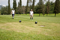 044 (patrizia lanna) Tags: persone albero allenatore buca calcio campo esterno footgolf giocatore gioco golf luce memorial movimento natura palla panorama parco prato verde rapallo italia