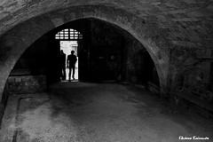 - Rodos island (Eleanna Kounoupa) Tags: blackandwhite bw architecture traditional arc silhouettes greece oldtown rodos architecturaldetails   historicalcenter blackwhitephotos  dodecaneseislands  hccity          innofspain