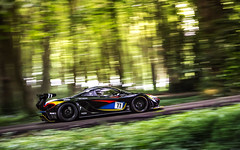 James Hunt P1 GTR. (Alex Penfold) Tags: cars alex car festival race speed james super mclaren autos panning fos supercar goodwood hunt p1 supercars gtr penfold 2016
