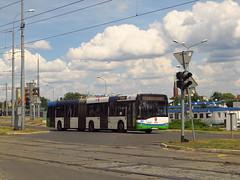 Solaris Urbino 18 III, #1850, SPAK (transport131) Tags: bus autobus zditm szczecin solaris urbino spak