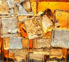 ice-n-bubbles (wantie) Tags: ice bubbles shape water food drink
