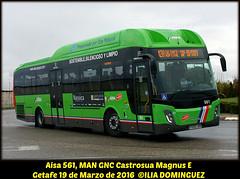 idnb1387-Aisa561 (ribot85) Tags: aisa aisa561 man gnc castrosua magnuse linea428 bus autobus autobuses coach consorcio crtm crt gas getafe getafeindustrial