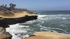 Sunset Cliffs (video) (valeehill) Tags: sandiegocounty pointloma sunsetcliffs pacificocean ocean waves video