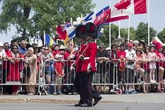 Guards (Stephen Gardiner) Tags: ottawa ontario 2016 canadaday parliamenthill canada july1 celebration pentax k3ii 100300