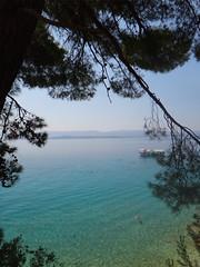 View from Bol (20denier) Tags: sea beach turquoise croatia bol bra