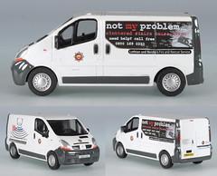 PWP-Fire-148 (adrianz toyz) Tags: diecast model fire engine feuerwehr rescue emergency vehicle delprado renault trafic van lothianandborders