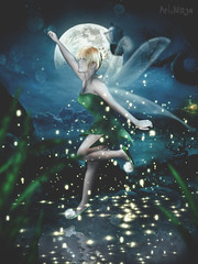 Discover Neverland (ArtNinjaph) Tags: art forest photomanipulation photography artwork ninja magic surreal tinkerbell peterpan disney fairy fantasy animation neverland cinematic magical waltdisney artninja artninjaph
