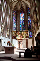 Marienkapelle (patentboy) Tags: germany wurzburg sanctuary marienkapelle