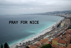 PRAY FOR NICE (twiga269  FEMEN #JeSuisCharlie) Tags: voltaire freedom libert 14juillet bastilleday