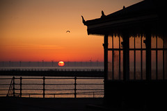 One of those New Brighton Sunsets (*Richard Cooper *) Tags: new rock brighton perch wallasey wirral merseyside