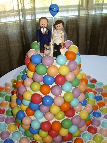 UP themed wedding