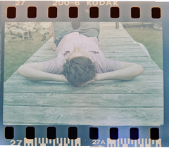 marcus (kylen.louanne) Tags: film 35mm experimental upnorth yashica expiredfilm alpena alternativeprocess summer2012