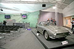 137 - Aston Martin DB4GT 'Jet' Coup - 18th May 2013 (Trev Earl) Tags: canon classiccar auction works 5d astonmartin newportpagnell