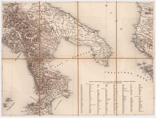 Sud Italia - Stretto di Otranto