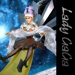 Lady GaGa Mother Monster handmade doll (I love Volks) Tags: monster lady doll handmade mother gaga