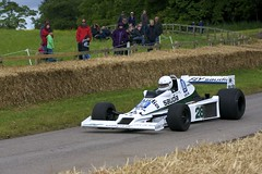 Williams FW07 (Clifford Fearnley) Tags: show classic sports car canon 1 track power williams time automotive f1 10d formula pageant trial cholmondeley fw07