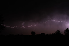 Stormy Monday II (eyesontheskies) Tags: bolt lightning storms strikes mothernature thunderstorms