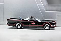 Classic 1966 Batmobile (rebelwithcauses) Tags: robin batman dccomics julienewmar adamwest cesarromero burtward