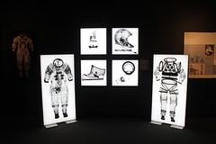 Spacesuit x-ray (r.j.scott) Tags: eva boots space helmet astronaut nasa gloves xray spacesuit suitedforspace