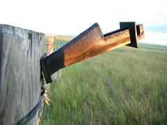 HFF Flickr Friends (Mr. Happy Face - Peace :)) Tags: canada smile fence reflections metallic fences farmland explore fencing rancher fenced prairies fenceline farmlife hff travelalberta southernalberta jimmyb fridayam landscapecountryside mrhappyface fencefriday happyfencefriday