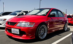 07-13-13_05 (gtaburnout) Tags: california west coast mod day post 9 evolution x mitsubishi vii ix evo owners 2013 desertstreetcarscom