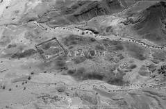 Kh. Nahas (APAAME) Tags: blackandwhite archaeology ancienthistory middleeast airphoto aerialphotography scannedfromnegative nahas nuhas aerialarchaeology jadis1901002 megaj8730