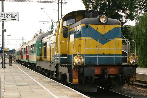 PKP SU42 506, Jaslo, 12-08-06