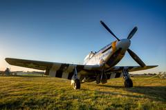 Dakota Kid II (charterpilot) Tags: wisconsin aircraft mustang hdr eaa oshkosh airventure p51 2013