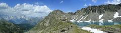 Arpy_Pietra Rossa (Morwen_ali) Tags: italia panoramica valledaosta lagoarpy lagopietrarossa