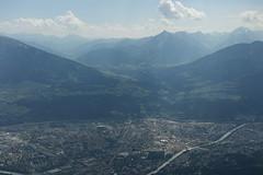 Nordkette Innsbruck (Sascha Klauer) Tags: österreich inn berge alm alpen alp wandern innsbruck nordkette felsen gebirge bergstation gipfel berghütte schotter almhütte arzler scharte pfeishütte karwend hafelekarel
