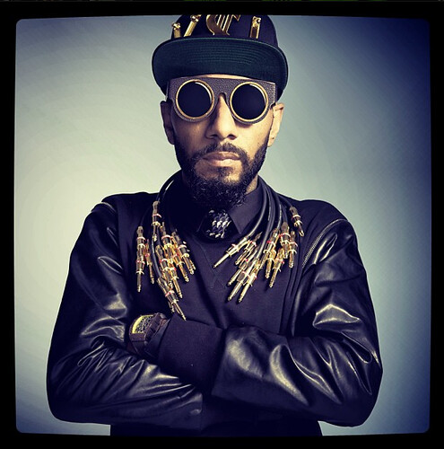 Video Swizz Beatz speaks on being a co owne of Monster Cables