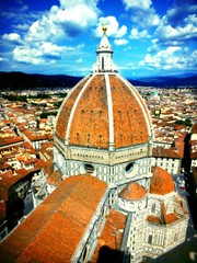 Cranked up wid soft focus (tubblesnap) Tags: santa flower st maria basilica mary il di firenze duomo ornate fiore