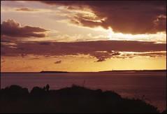 Minolta 5000 - Sand Point Sunset - 4 (Tem