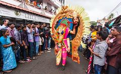 ... (Kris Kumar) Tags: carnival india festival kerala parade september celebration procession kochi onam canonefs1022mmlens tripunithra 2013 athachamayam canon50d onamcelebration firstdayofonam